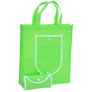 printed custom made shop foldable bag