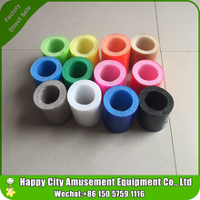 Colorful PVC Safety Foam Padding Tubes for Indoor Playground Steel Pipe Covering