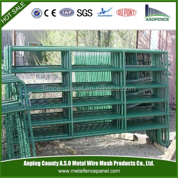 Wholesale steel pipe farm fence - Online Buy Best steel pipe farm ...