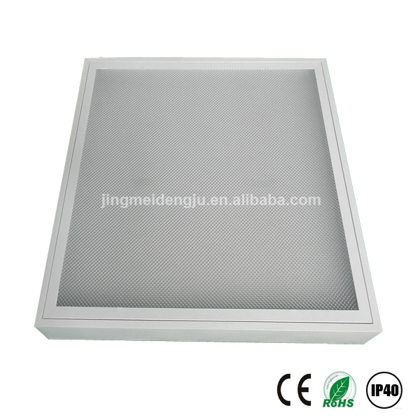 Prismatic diffused type t8 fluorescent light fixtures