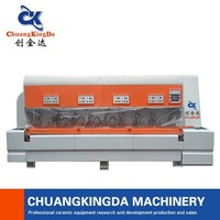 3+5 Automatic stone polishing machinery, Stone processing equipment,Granite and Marble Calibrating Machine