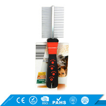 Latest New Fashion Style For Pets clean fur dog lice comb