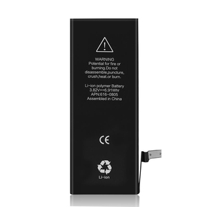 DTP 2750mah replacement battery for cell phone battery 6 PLUS/6s/6s PLUS/7/5/5S