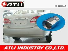 Turboback exhaust system for COROLLA