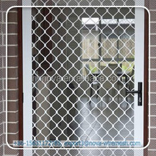 Anti-theif aluminum diamond security grills for windows ( Professional manufacturer, and best price)