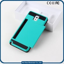 Shenzhen Factory OEM Design Phone Accessory Case For Samsung Note3