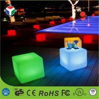 Outdoor Christmas Decorative Waterproof LED Cube