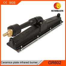 Height Adjustable bbq grill lpg gas burner