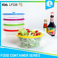 Wholesale FDA grade silicone collapsable kitchen storage containers