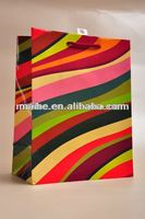 2012 best seller coated paper bag