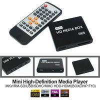 New Product Mini 1080P Full HD Media Player US