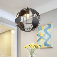indoor decorative lighting led battery operated pendant light