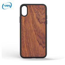 New high quality factory direct supply wood for iphone X phone case