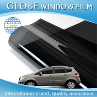 Anti graffiti exterior accessories carbon fiber 3m window dyed tint film price