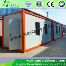 ready made used steel sheds container house for office/shop/coffee
