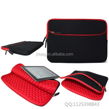 Wholasales High quality hot sale Neoprene waterproof laptop sleeve with zipper