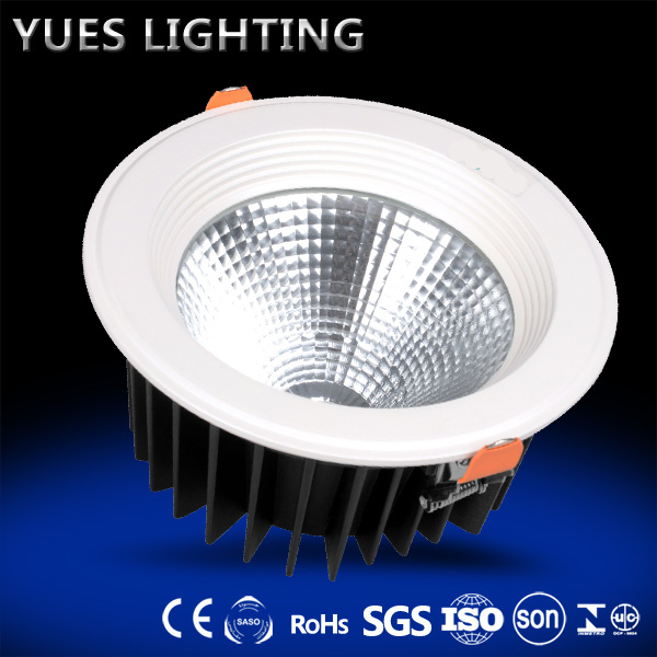 high power strong bright 60W led down light hot sale in SA 165-265V widely voltage