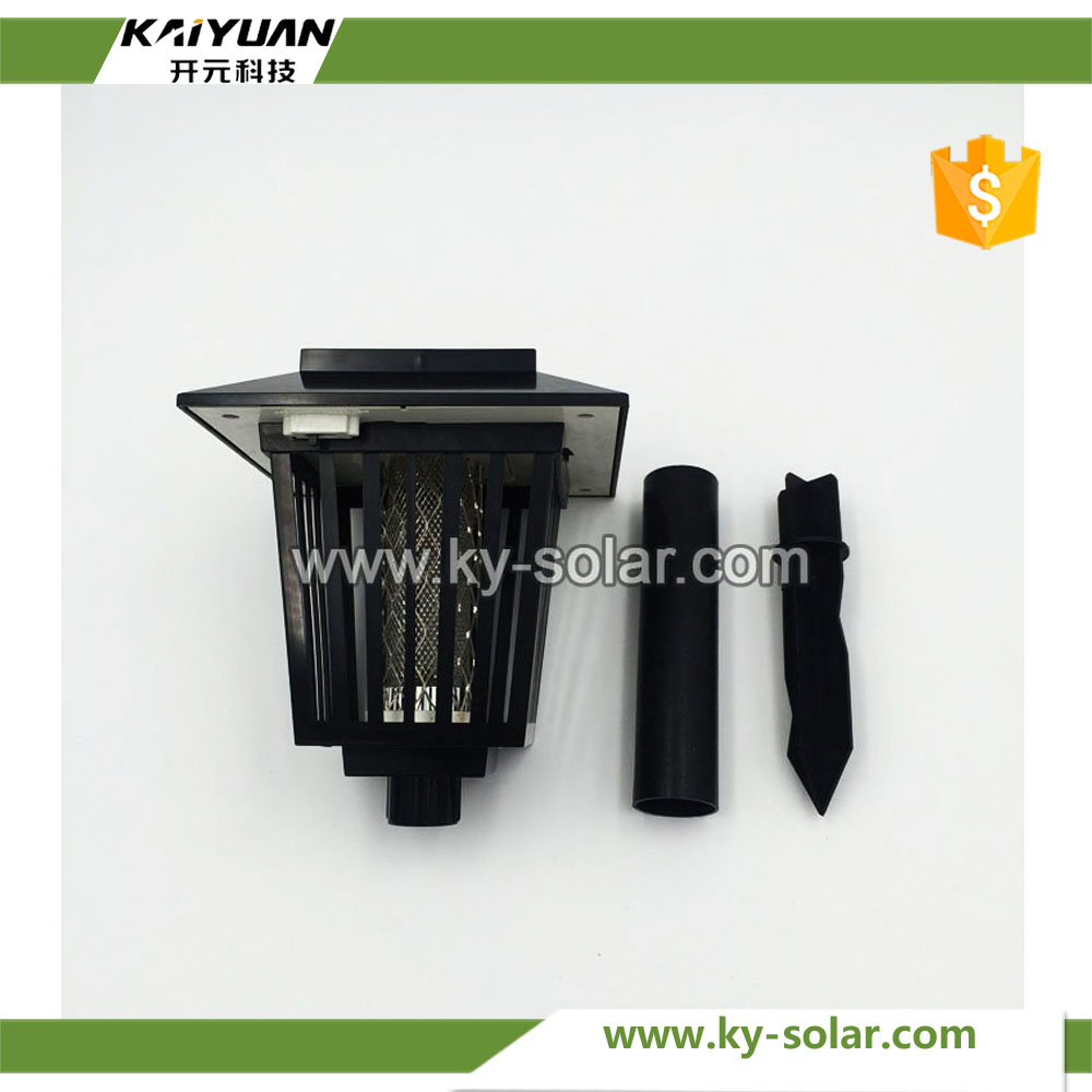 Wholesale insect killer trap solar powered mosquito zapper outdoor
