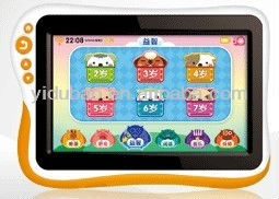 Best Kids intellective computer children Android pad laptop