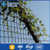 2016 best selling vinyl coated chain link fence manufacturer