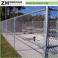 Wholesale customized good quality 1 inch chain link fen