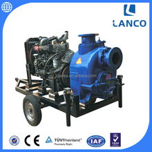 Factory Produce Portable Self Priming Non Clogging Septic Pump