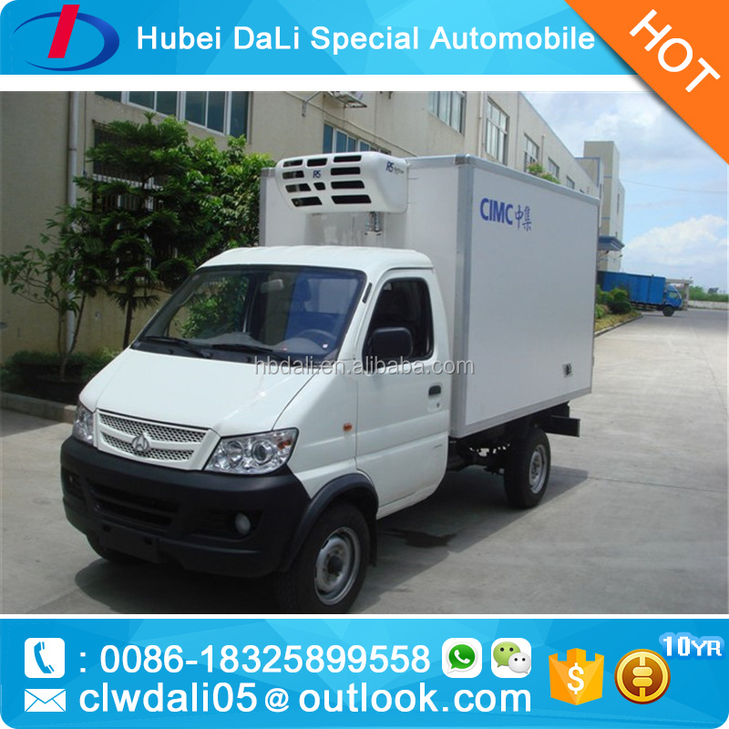 freezer van refrigerator truck refrigerator freezer in dubai for sale