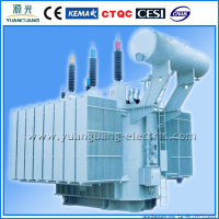 66kV Oil filled electric Power Transformer transformer coil winding machine