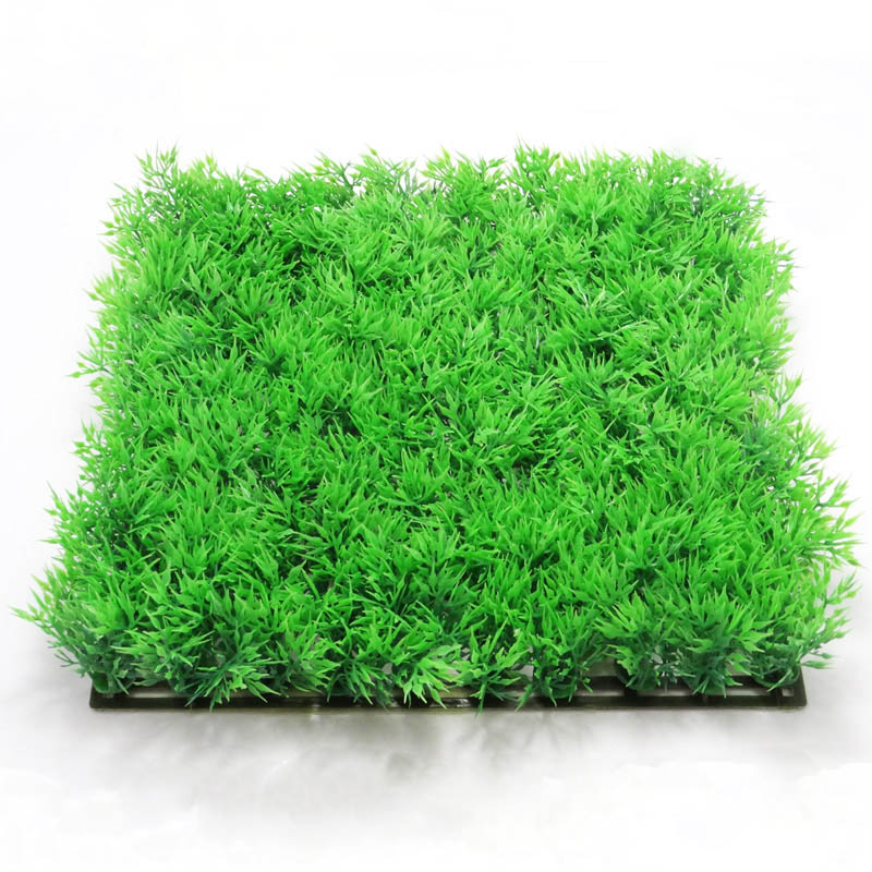 Fake Aquarium Aquatic Plastic Plants Grass Grama Artificial Lawn Landscape Green Aquarium Decor Fish Tank Aquatic Plastic Plants