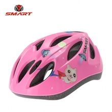 Best pc material bicycle protective pad plastic kids helmet