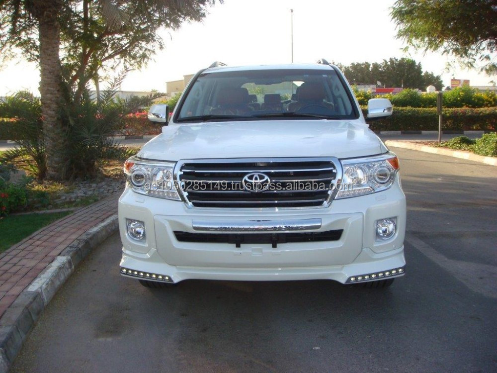 NEW CARS IN DUBAI TOYOTA LAND CRUISER DIESEL