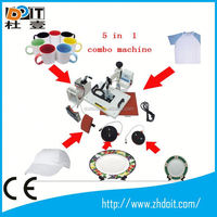 8 in 1 sublimation printing press for sublimation products