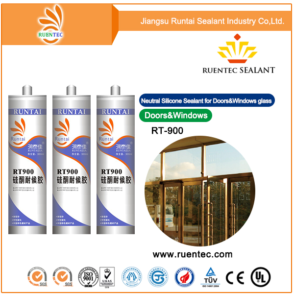 DX995 Construction Silicone Sealant From Group Company