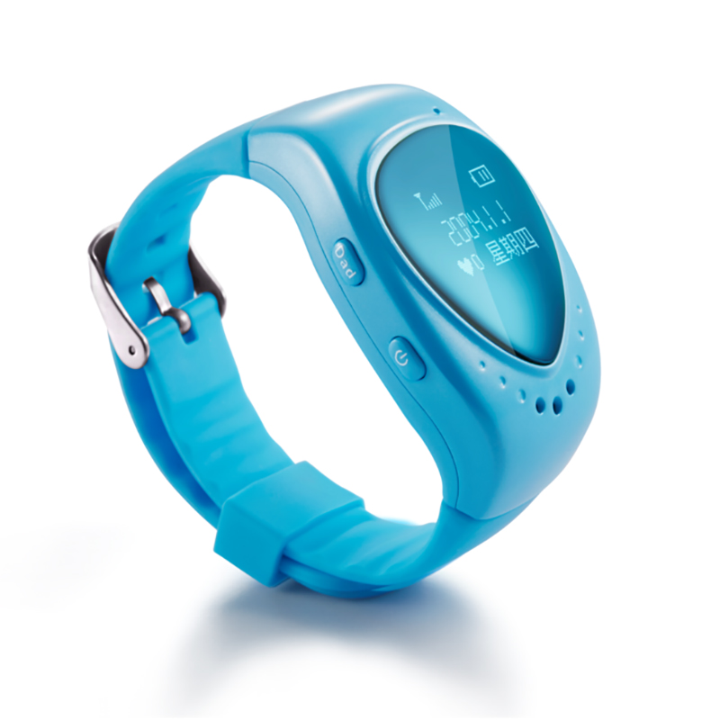 Hot selling 3G Wifi Wrist Smart Kids GPS Tracker Watch with Camera Function