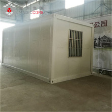 Low cost light steel Chinese sales site container house prefab container coffee shop