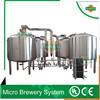 3000l batches food grade SUS304 beer brewery facility/machine producer
