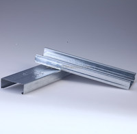 Furring Channel Light Steel Keel for Ceiling System