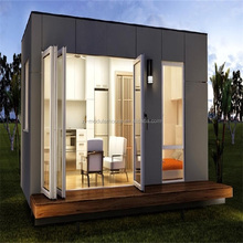 Environmental recycle used residential structural homes prefabricated houses