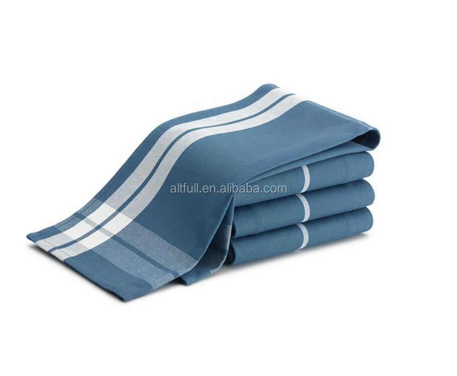 Liliane Collection Kitchen Dish Towels - Includes 13 Towels - Commercial Grade 100% Cotton Towels