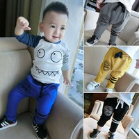 Original Brand Children Clothing Solid Color Child Clothes From China Suppliers