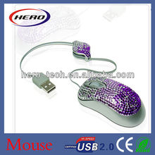 mini decorative computer mouse