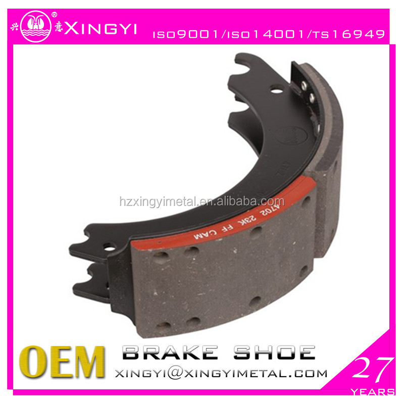 Brake parts for trucks/international brake parts/gold supplier for brake parts,brake shoe