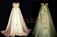Empire Cut Bridal Gowns
