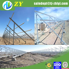 Solar mounting structure / solar pv mounting system for ground installation