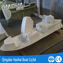 Manufacturer Direct sales fiberglass cabin boat hulls for sale