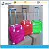 Sale children sky travel car trolley luggage bag from pro bag manufacturing factory