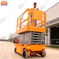super compact hydraulic scissors lift for sale