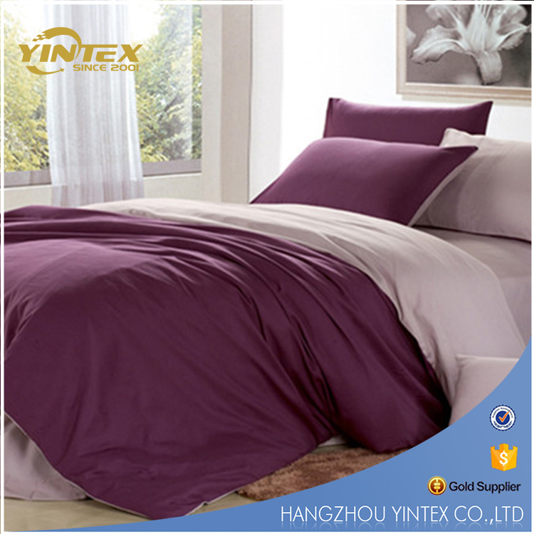 Pure Linen Bedding Set Cheap Flat Bed Sheets Hotel Bedding Set