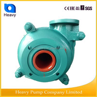 high pressure high efficiency best price Sand suction mud gold mining gravel slurry pump