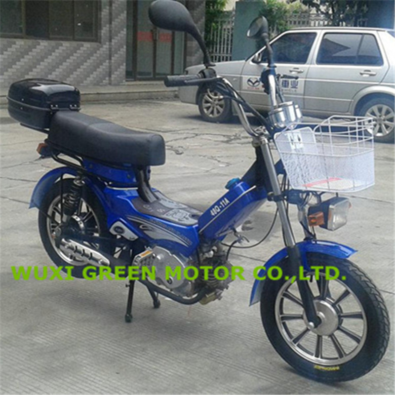 gas 50CC moped motocicleta Widely Use